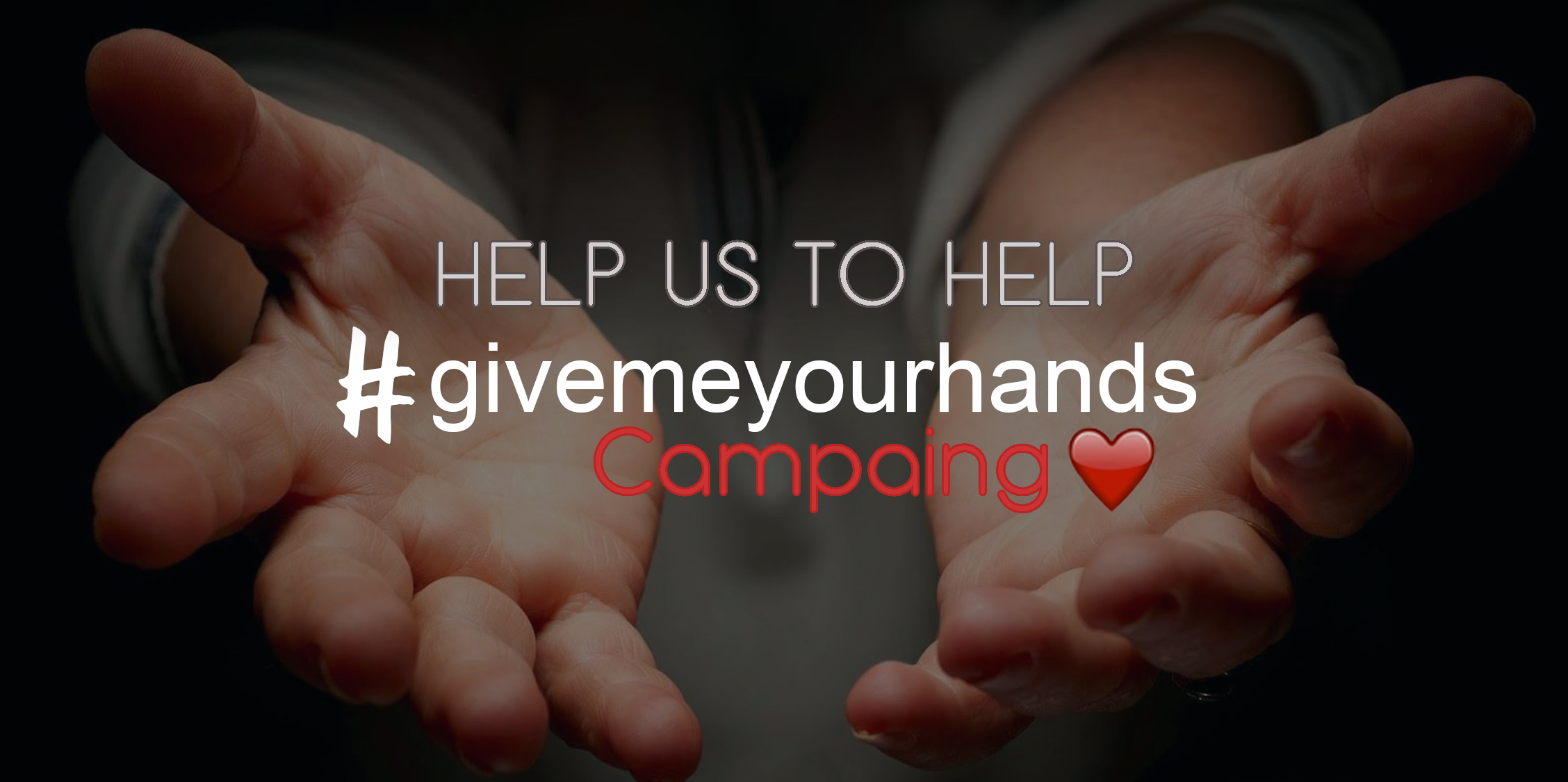 Give-me-your-hands-campaing